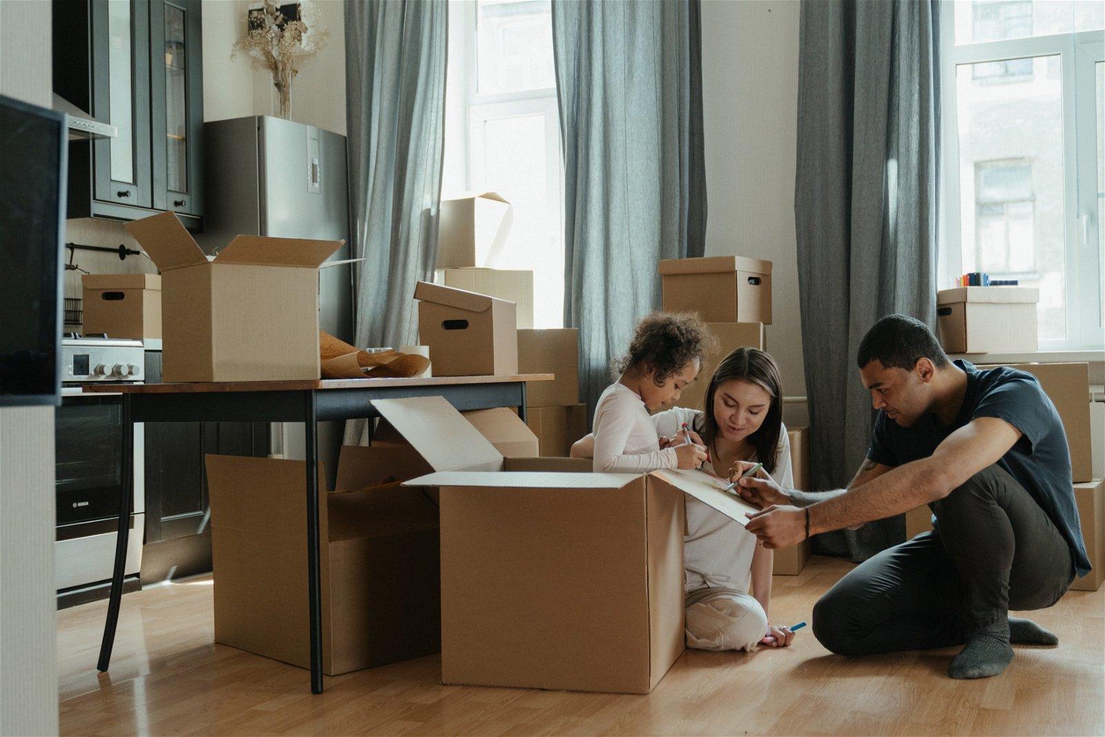 impact environnemental déménagement