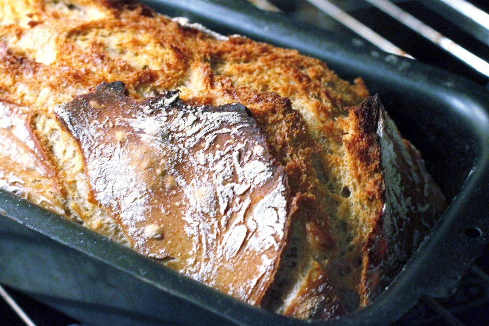 pain farine d'épeautre bio