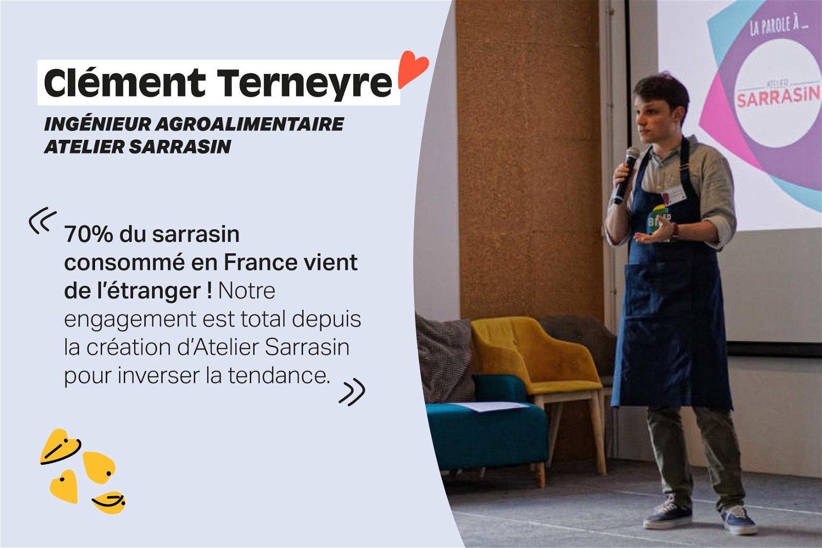sarrasin bio français