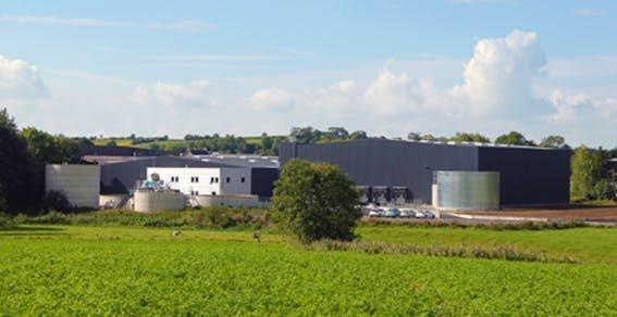 usine papier toilette recyclé