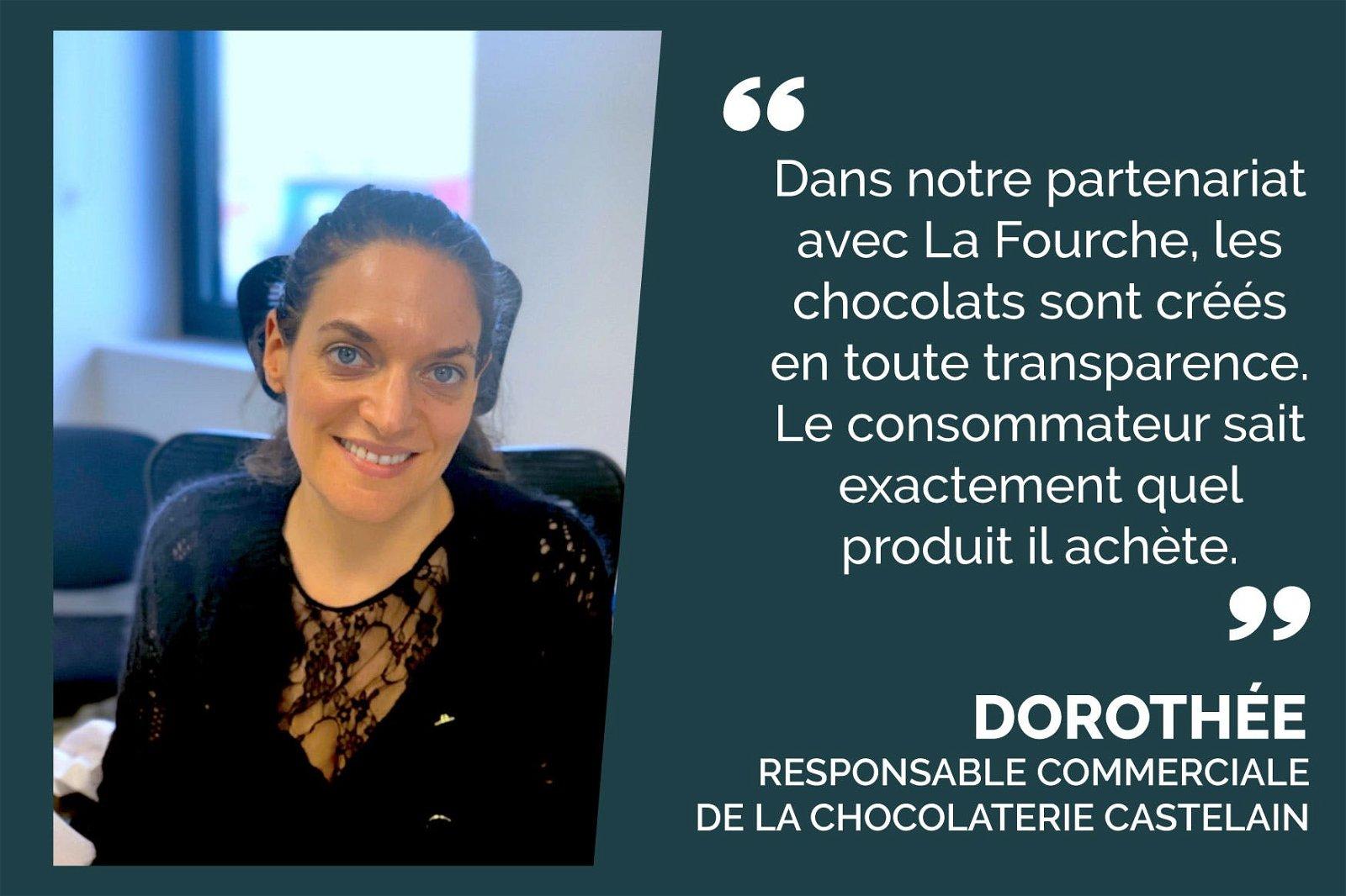 chocolat bio et équitable