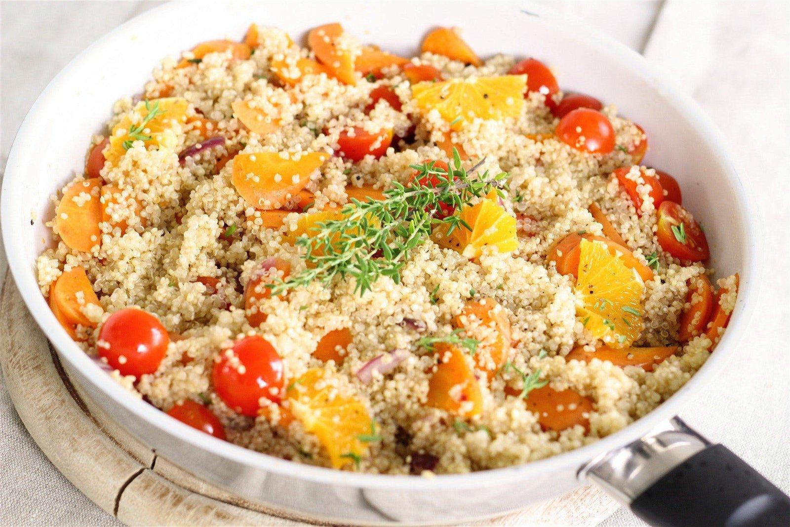 taboulé quinoa bio