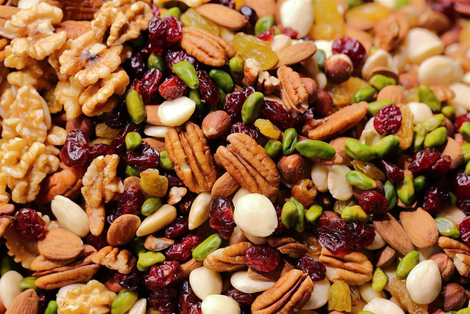 fruits secs bio