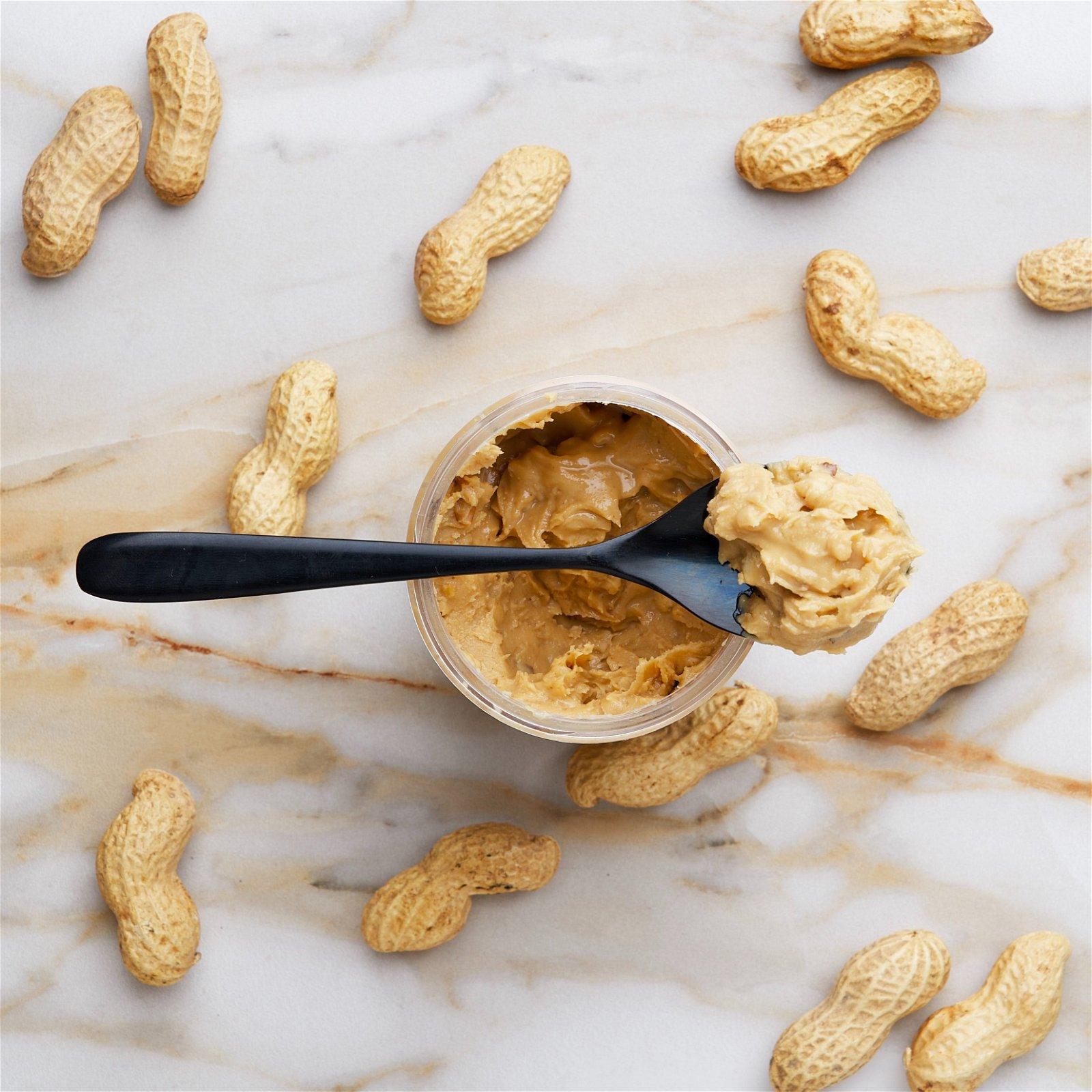 purée de cacahuètes bio