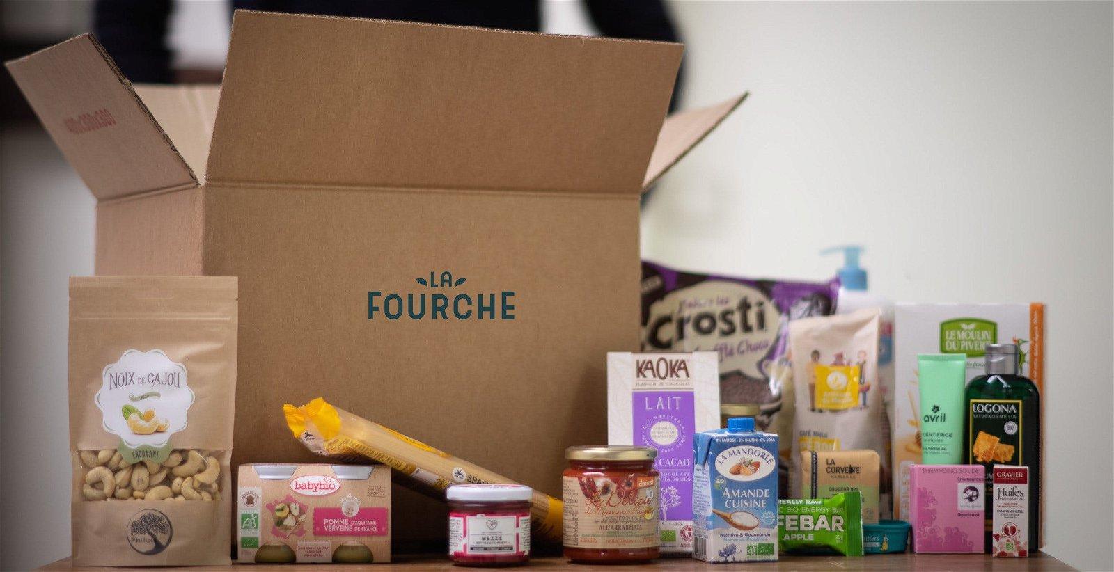 commande La Fourche