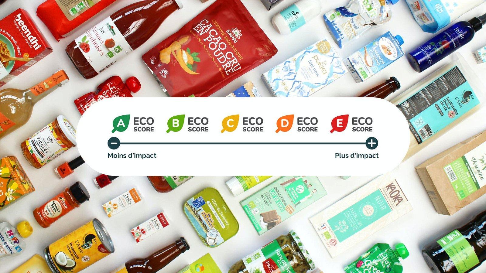 eco-score impact environnemental