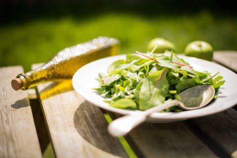 huile salad