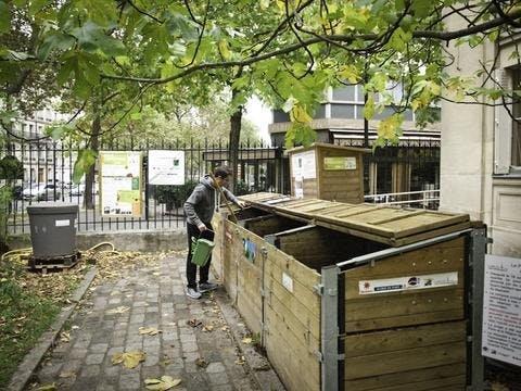 Compost partagé collectif