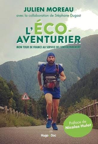 Livre l'éco-aventurier de Julien Moreau