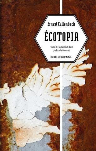 livre Ecotopia de Ernest Callenbach