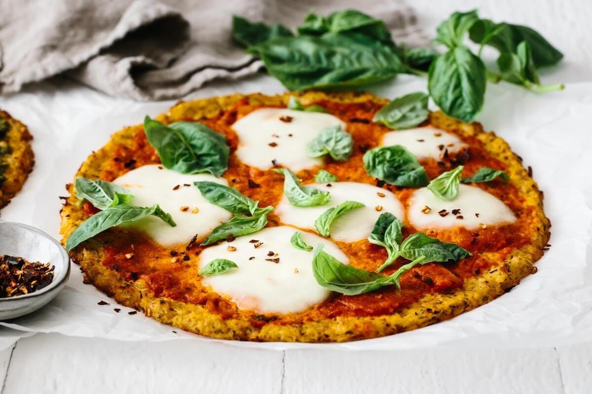 pizza sans pâte
